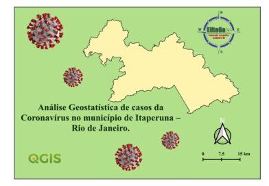 Análise Geoestatística de casos da COVID 19 no município de Itaperuna – Rio de Janeiro.