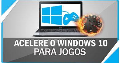 Como otimizar o Windows 10 e deixar o PC mais rápido para jogos